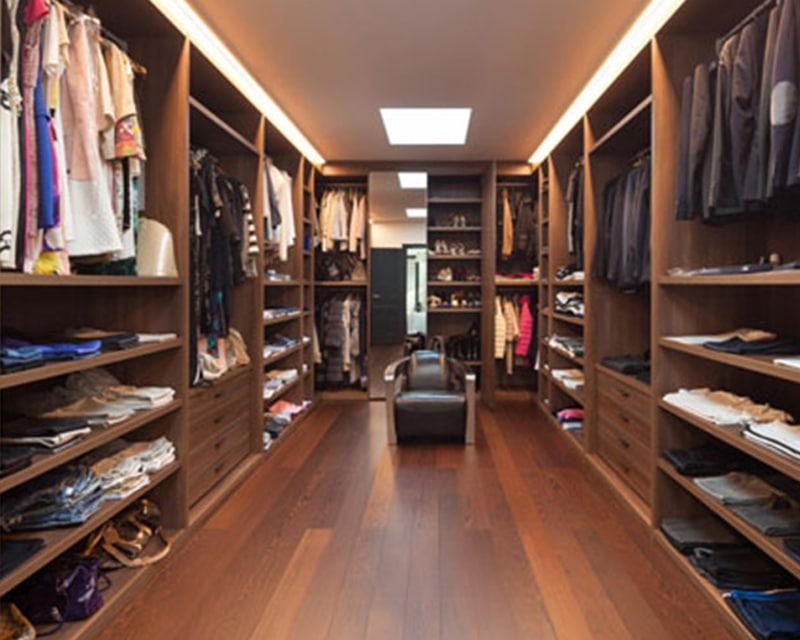 Walk-In Closets NY
